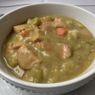 Erwtensoep Dutch Split Pea Soup